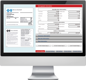 INUVIO's ScanOCR with Local Templating Digital Scanning & Imaging Software