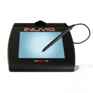 Inuvio EcoSign iClip i45 Signature Pad Capture Scanner Harware Product Image